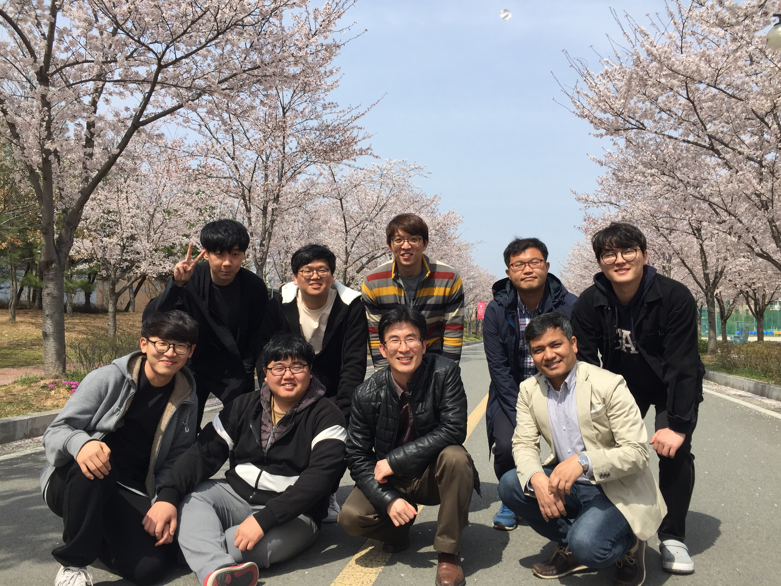 April2019 LAB Picnic to see Cherry Blossom 이미지